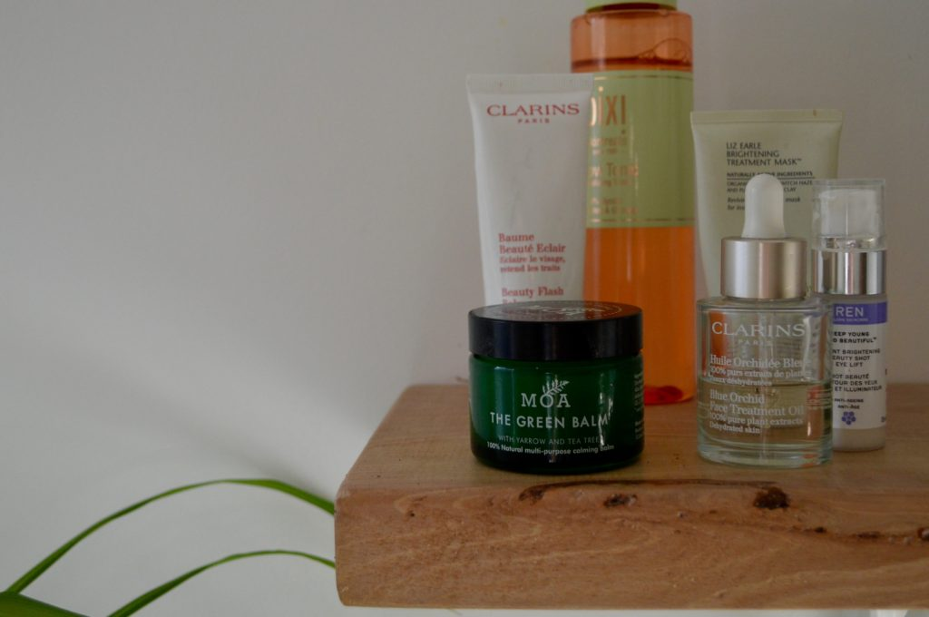 6 favourite beauty products. Tried, tested and loved. These are mine. What are yours?